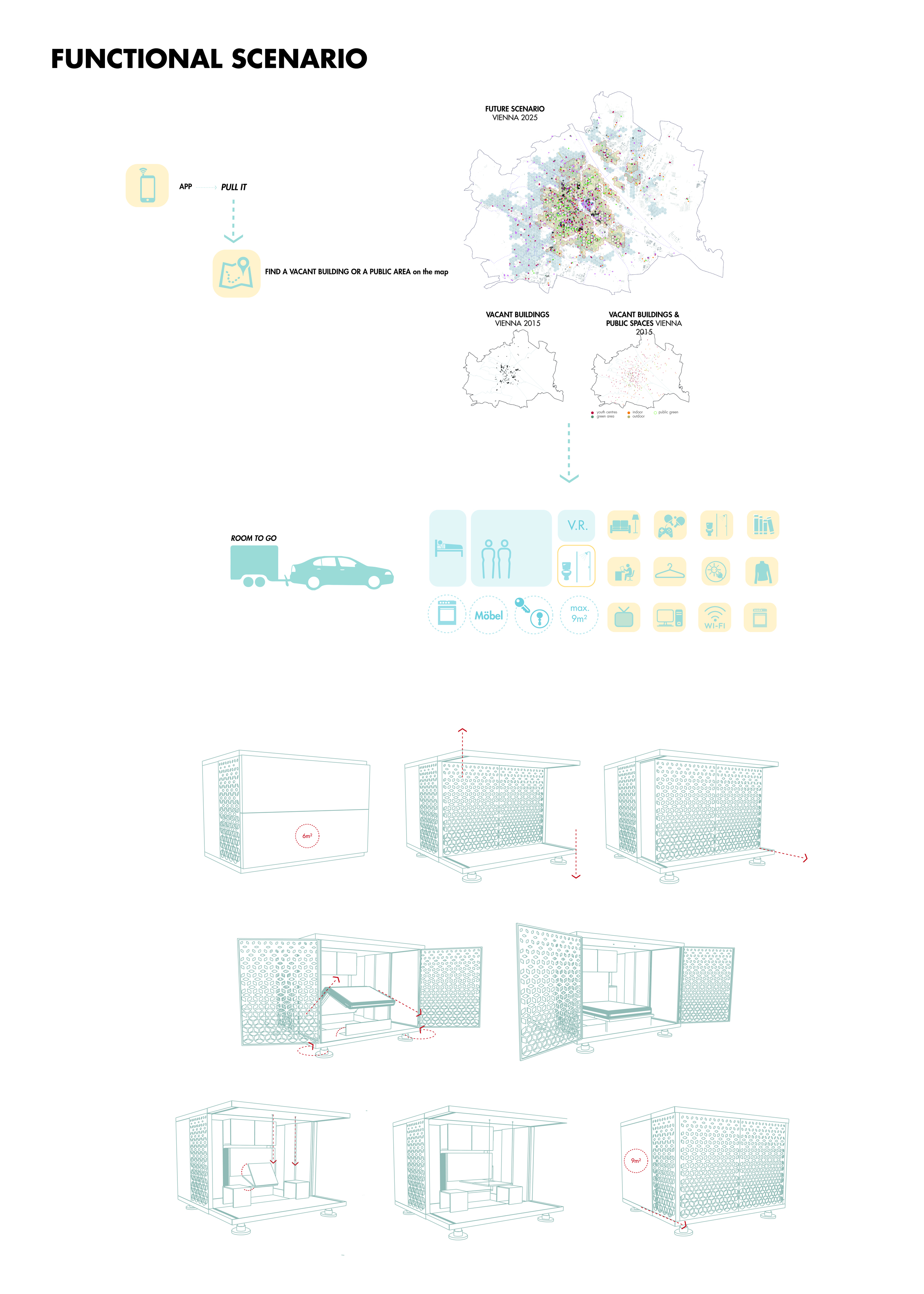 Room to Go - Non Architecture Competitions