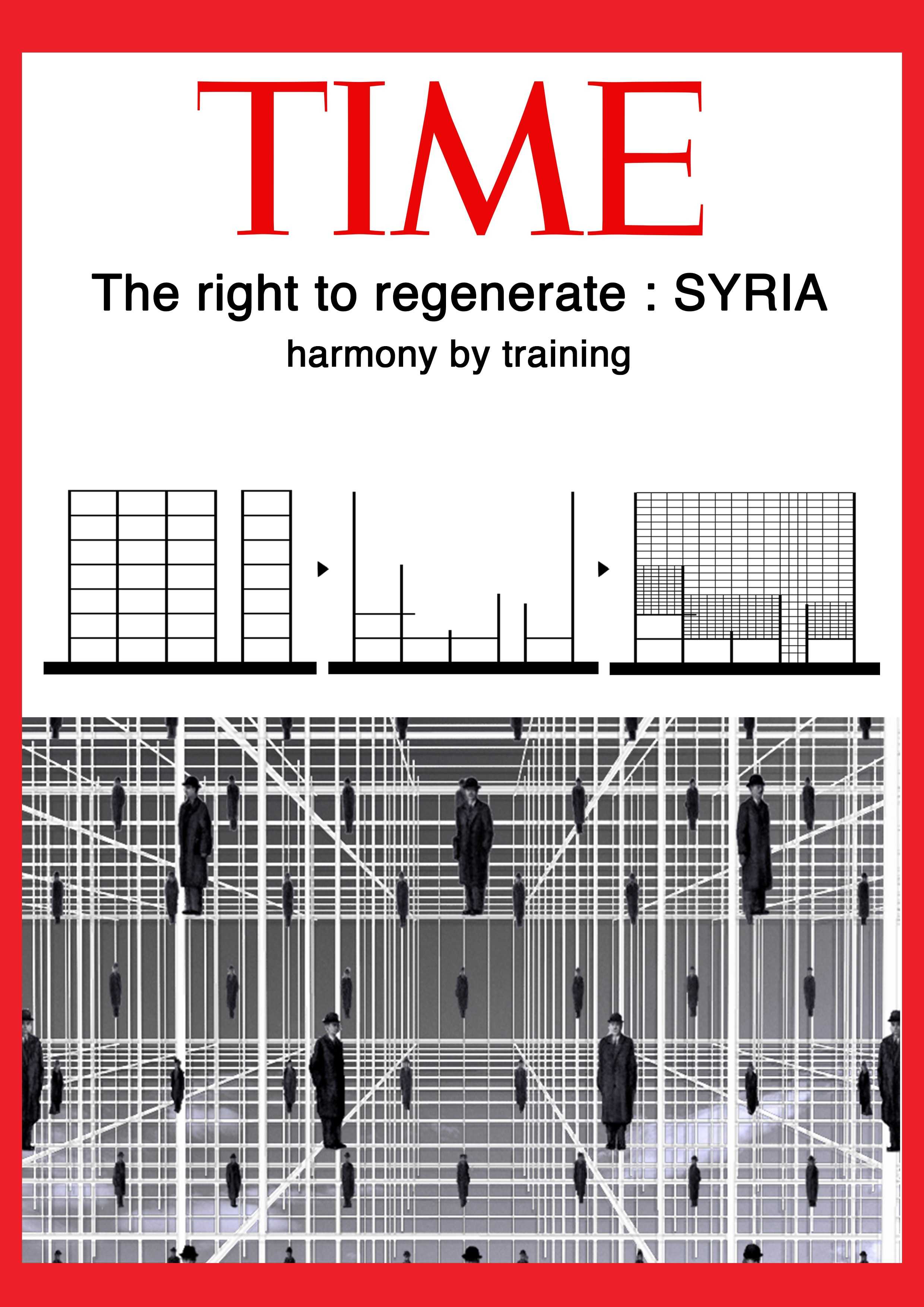 The right to regenerate, Syria