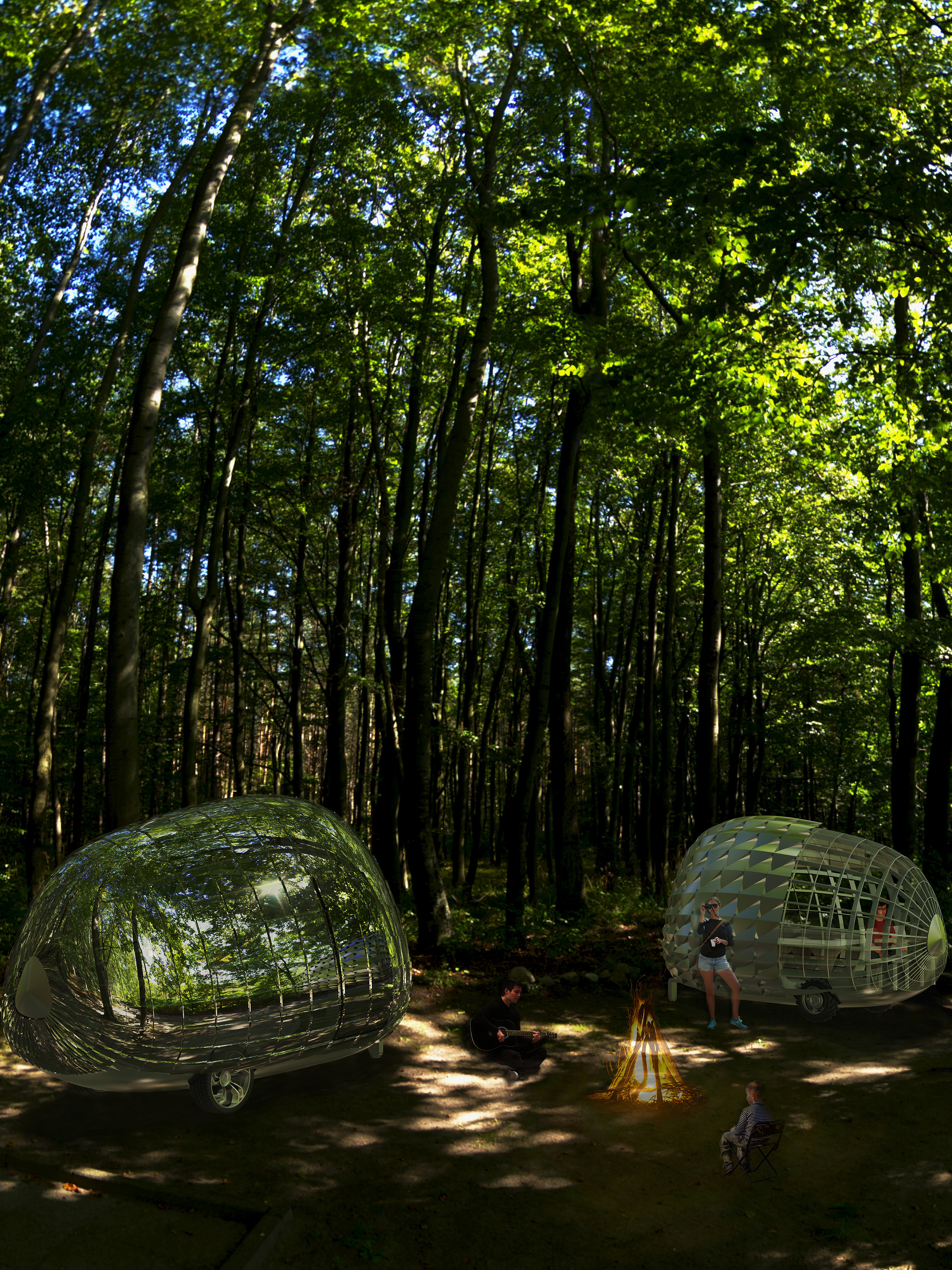 An Anywhere Nights Stay