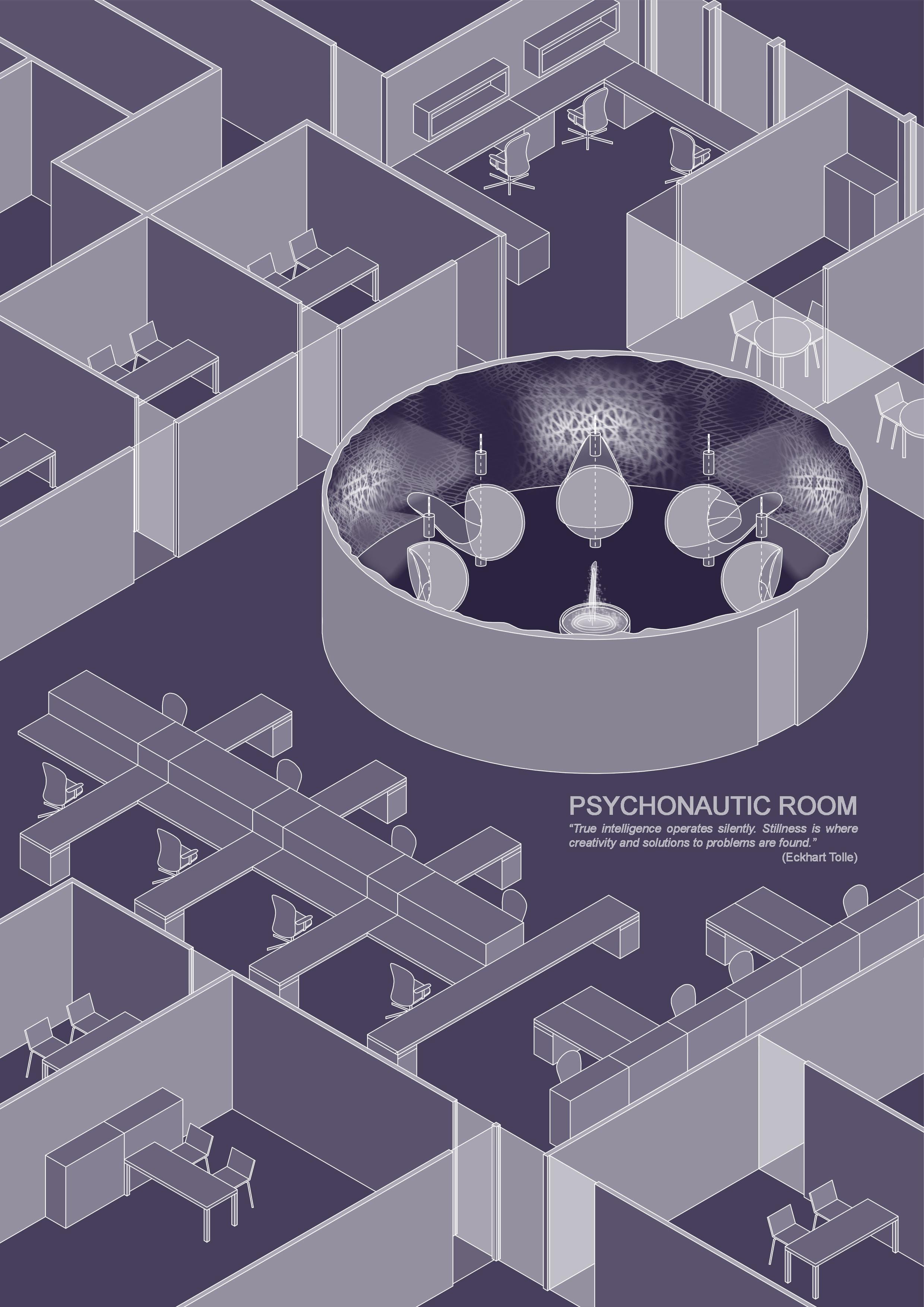 Psychonautic Room