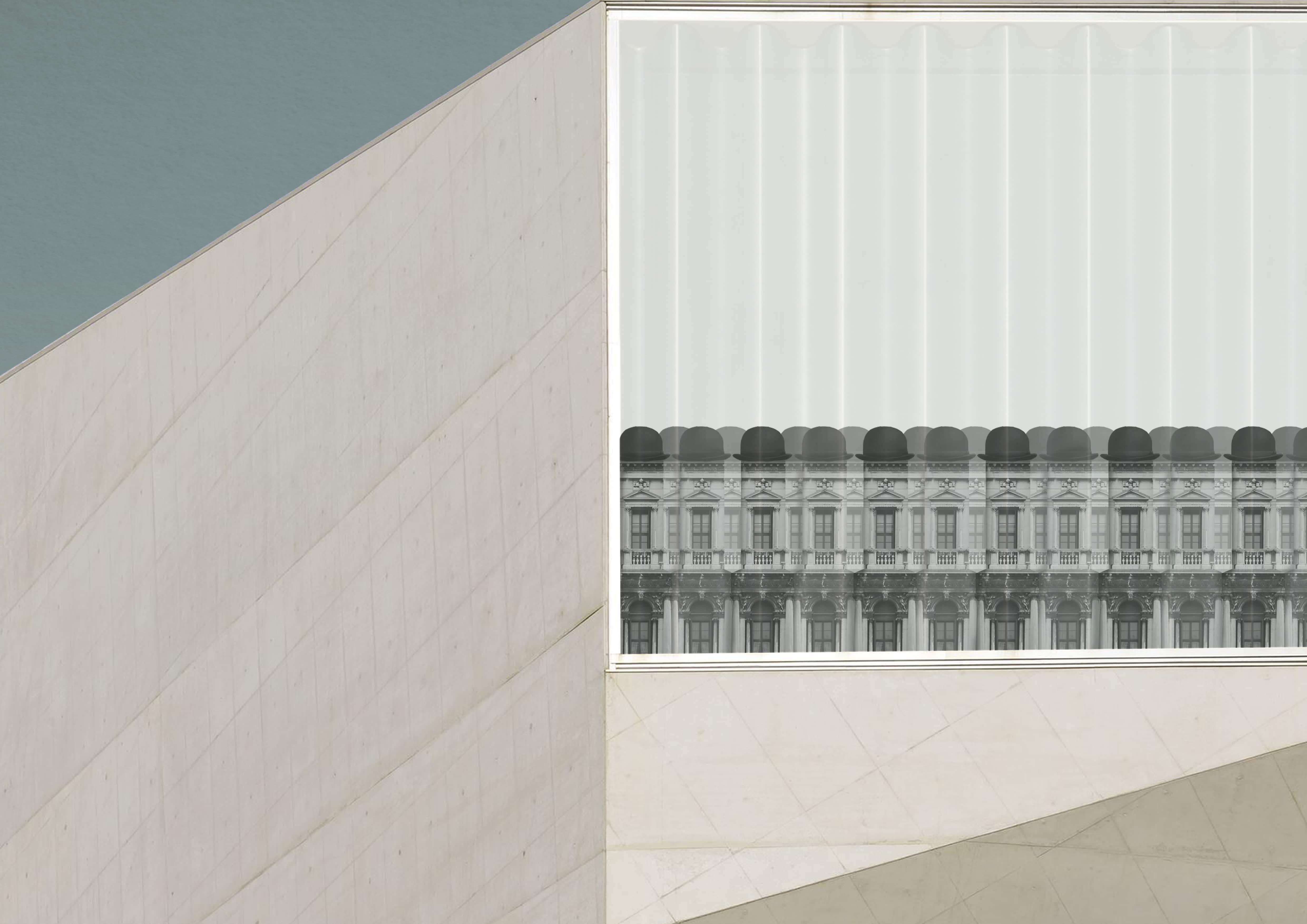 City in Casa da Musica
