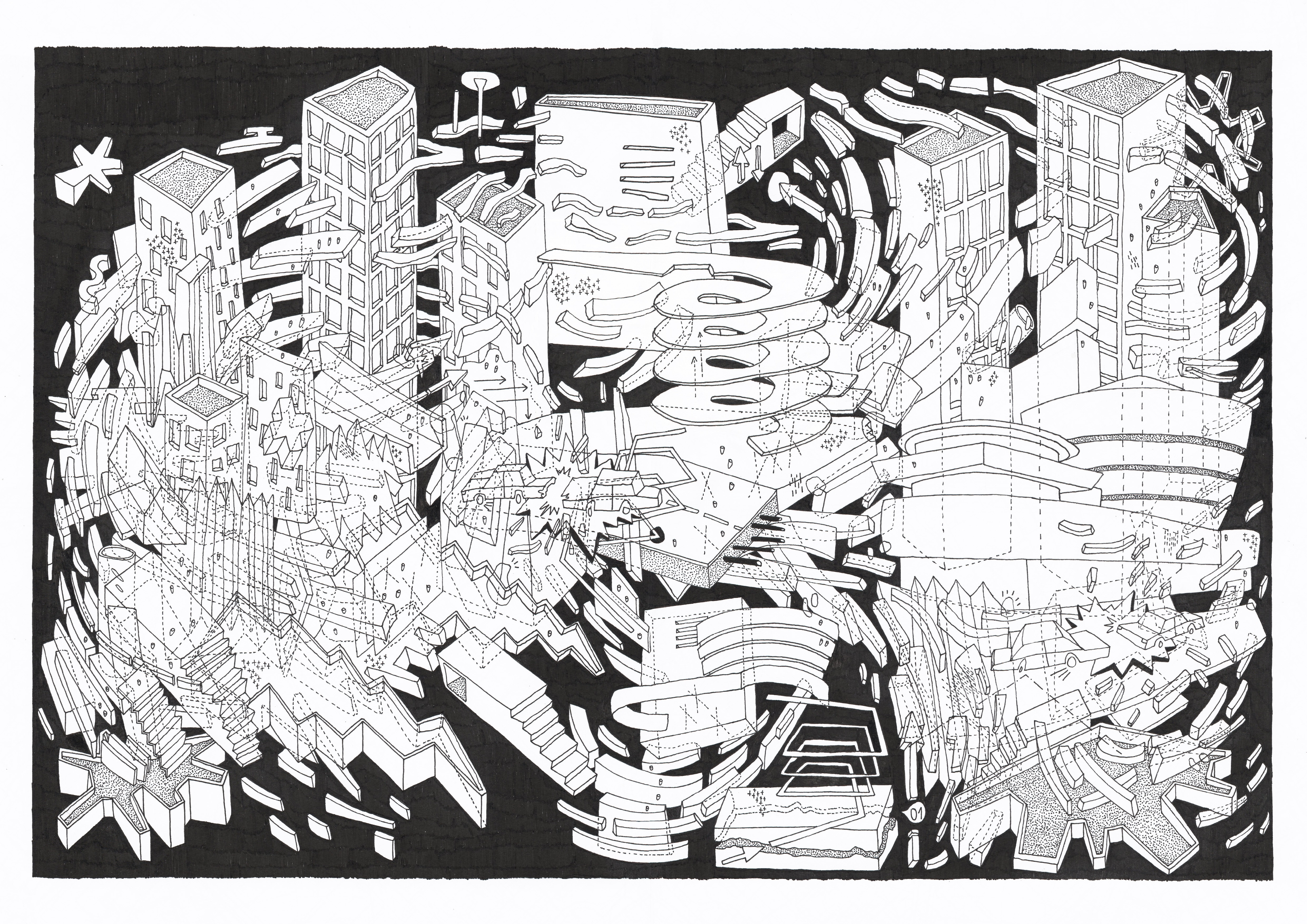 #16832_HYPEROBJECT_Drawing