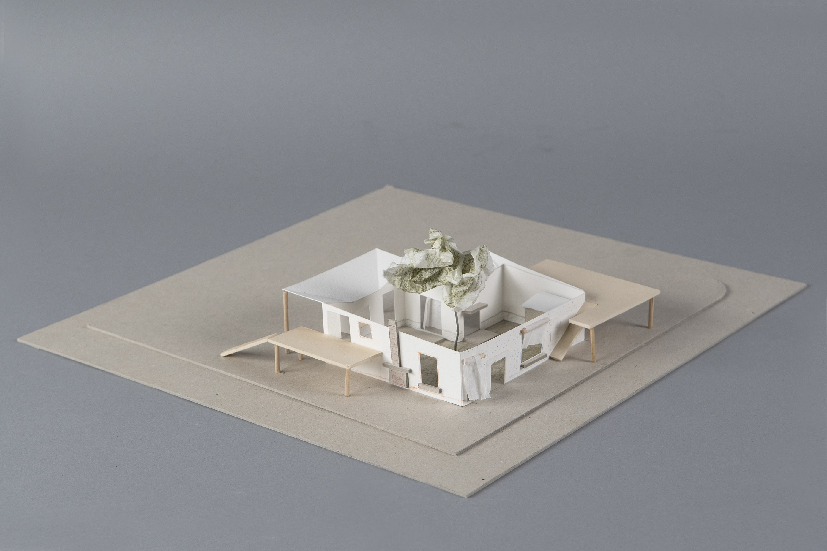 Maison inverse model
