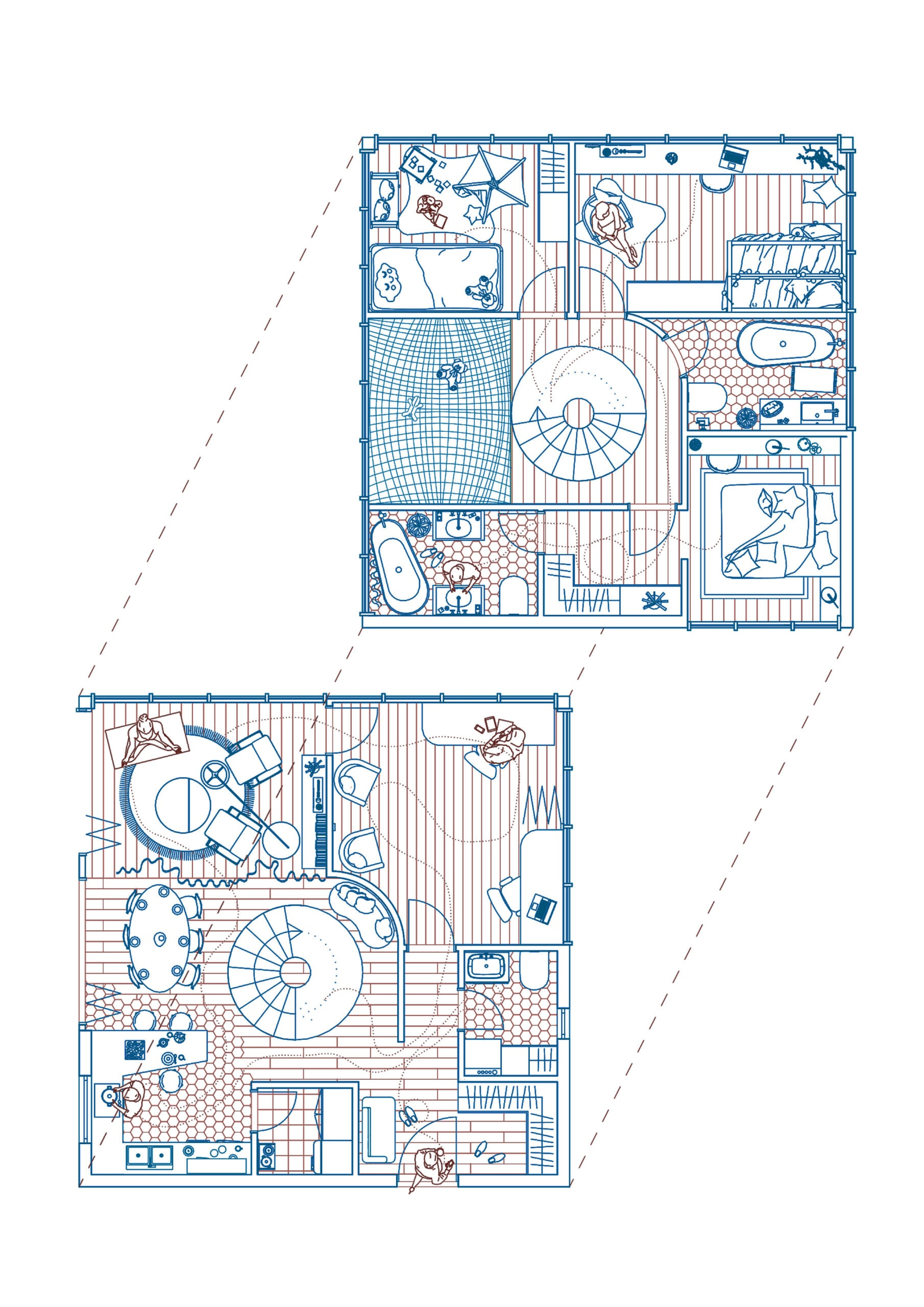 18268_Co-habitation works_Unit