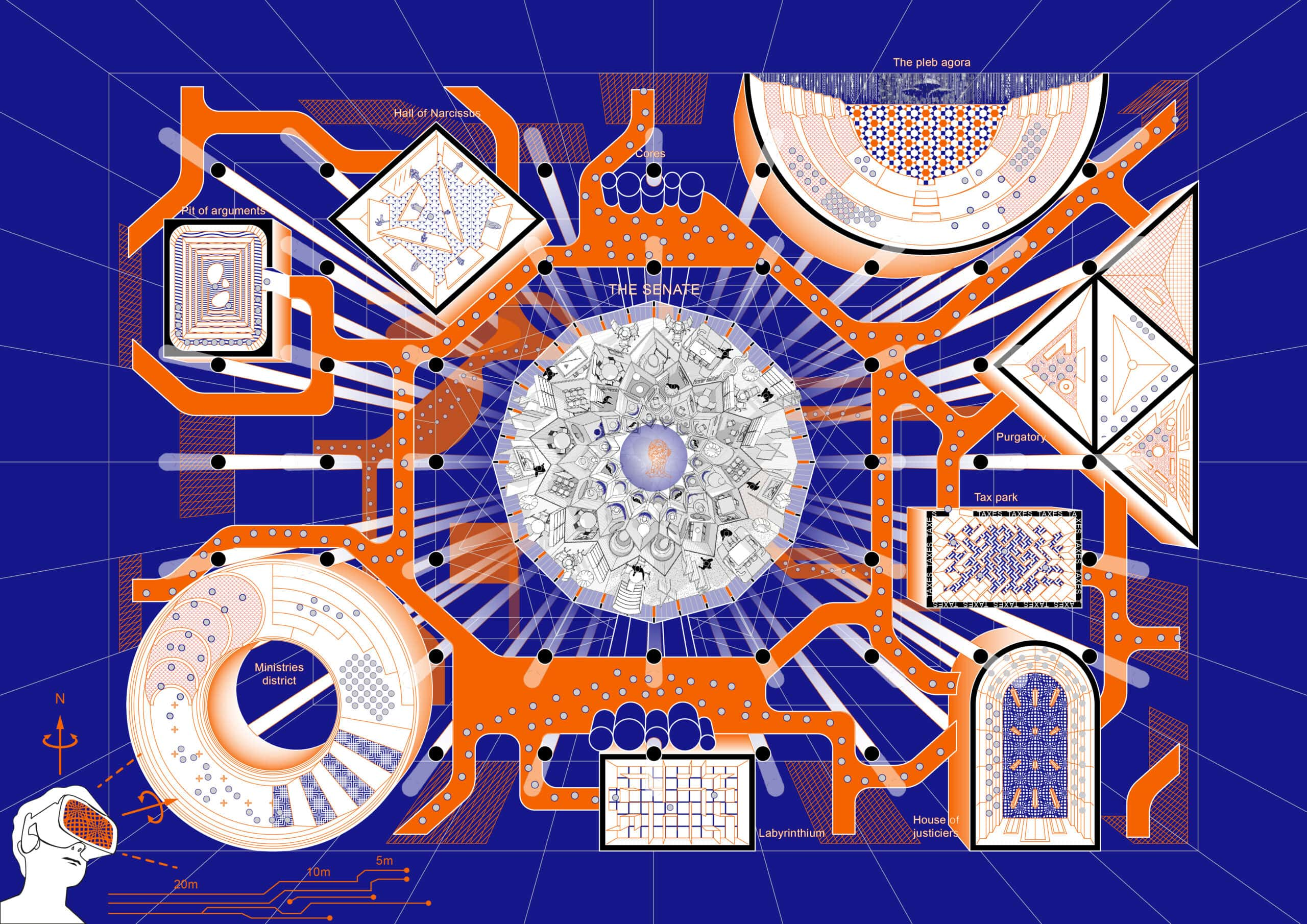 21922_Ballade to democracy_Floorplan