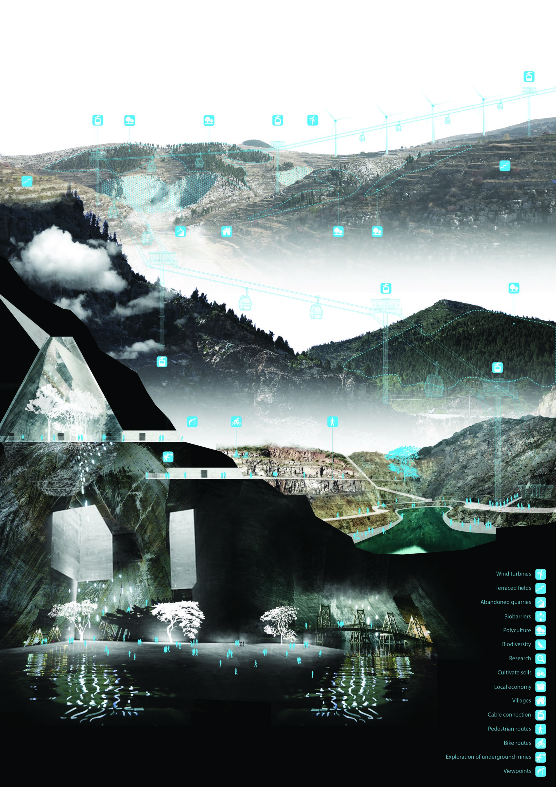 21079_Adaptative Topography · Reclaiming the usurped landscape_Presentation