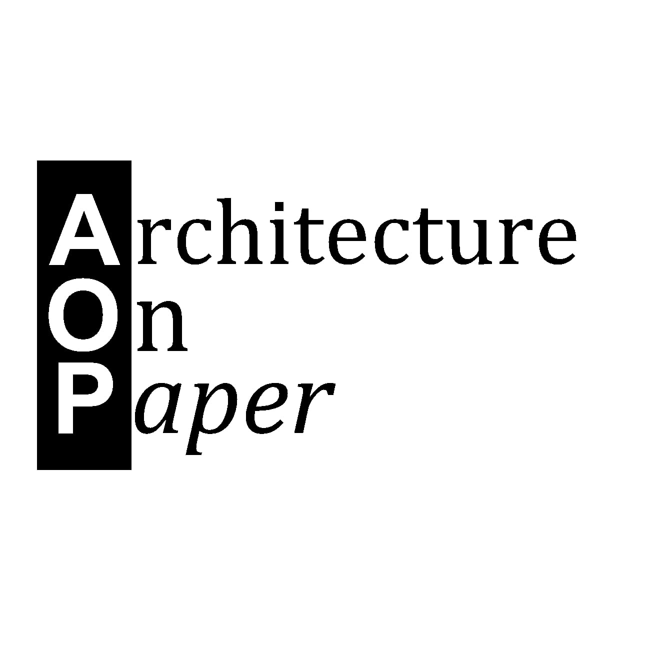 """<span style=""""color: #23e286;"""">Architecture On Paper</span>"""