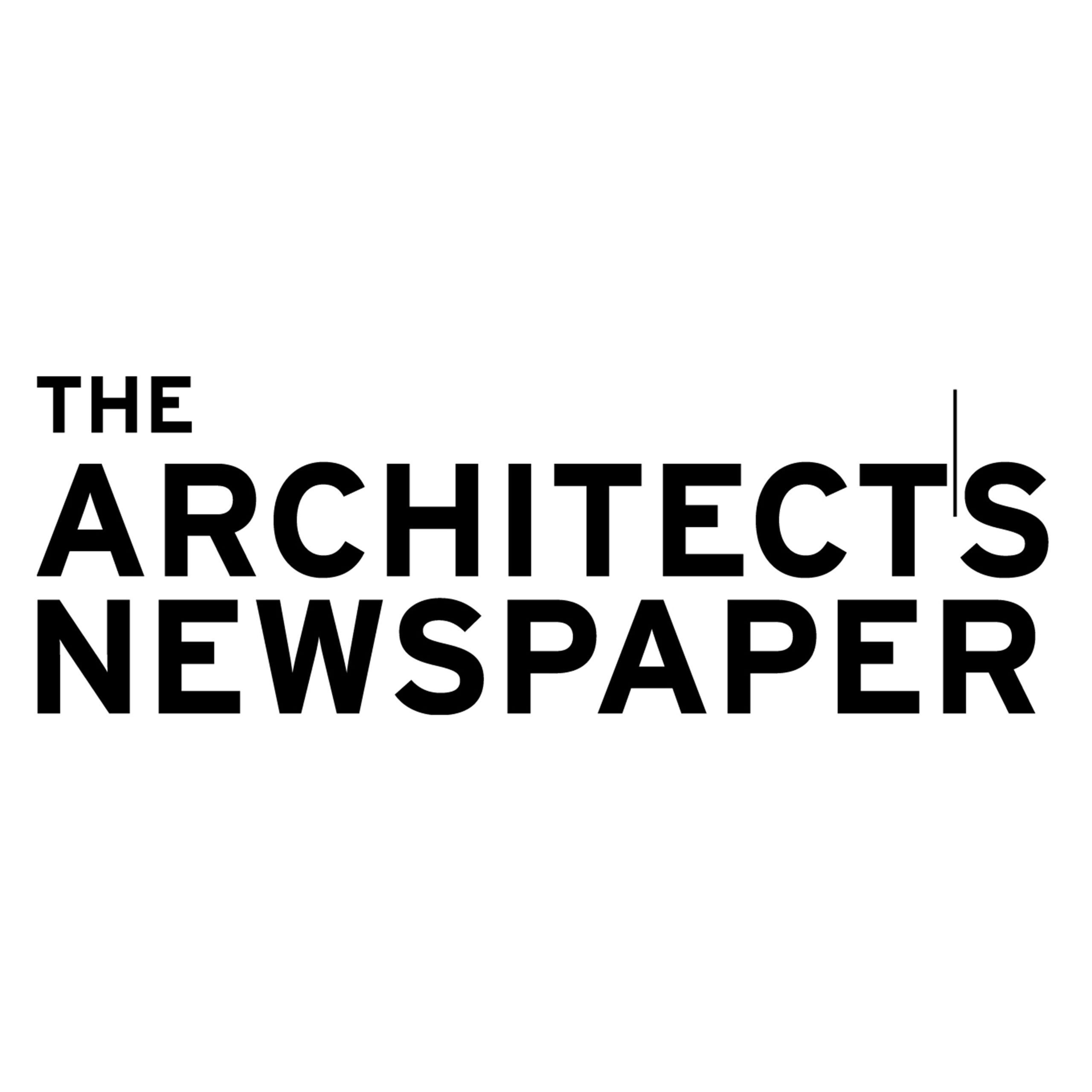 """<span style=""""color: #23e286;"""">The Architects Newspaper</span>"""