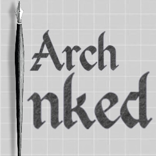"""<span style=""""color: #23e286;"""">Arch Inked</span>"""