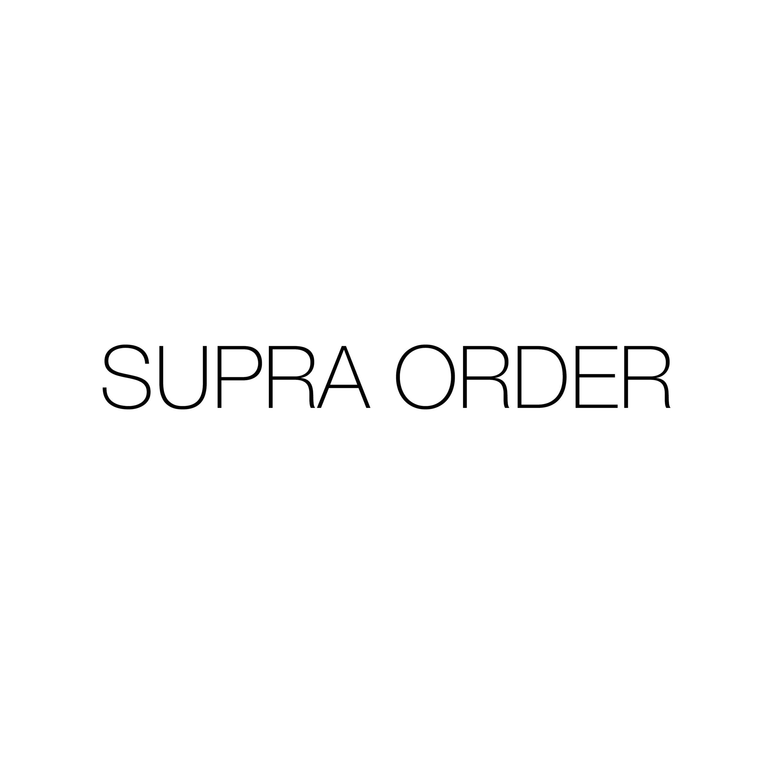 """<span style=""""color: #23e286;"""">SupraOrder</span>"""