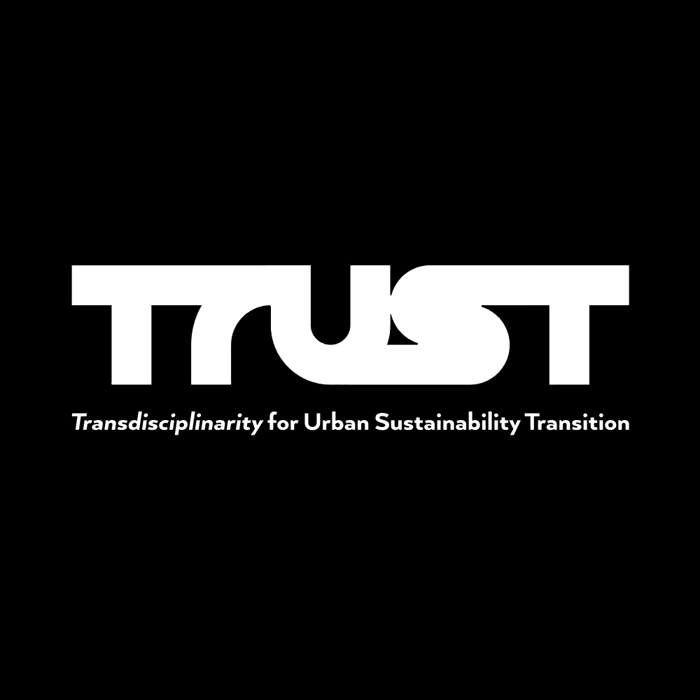 """<span style=""""color: #23e286;"""">Transdisciplinarity for Urban Sustainability Transition</span>"""