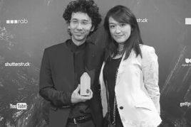 Shizuka Hariu & Shin  Bogdan Hagiwara